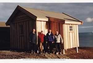 Besetning høsten 1999