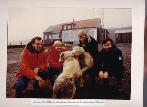 Besetning vinter 1983-84