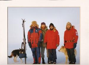 Besetning vinter 1994