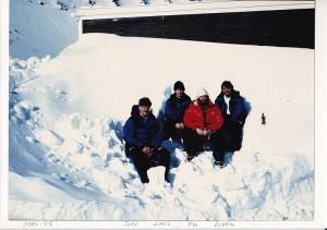 Besetning vinter 1995