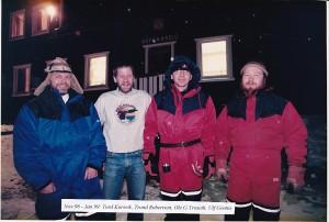 Besetning vinter 1998-99