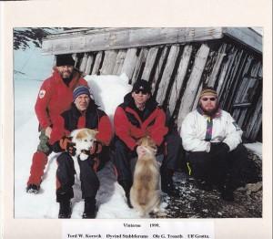 Besetning vinter 1999
