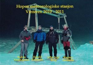 Besetning vinter 2011
