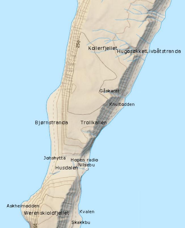 Werenskiold-Kollerfjellet