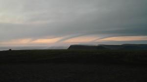 Spesiell skyformasjon over Werenskioldfjellet1