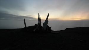 Toppen av Iversenfjellet nådd
