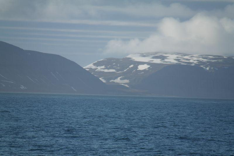 Husdalen slik en får oppleve den første gang en kommer med båt på østsiden av øya.
