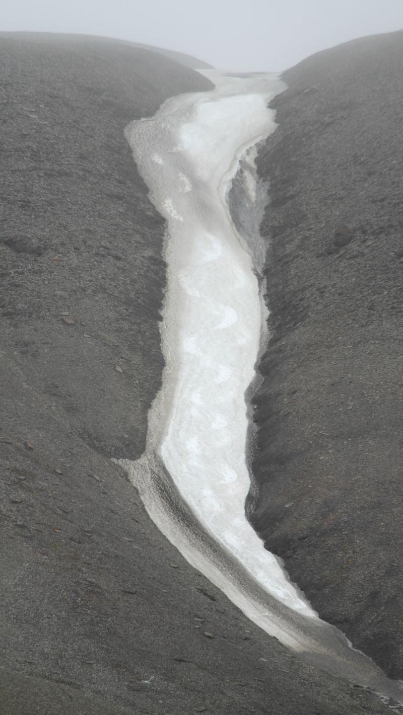 Werenskioldfjellet kan by på utmerkete alpinløyper for dem som liker slikt. Det er nordveggen som egner seg mest og i bekkeskarene ligger snøfonna til langt uti juli og august.