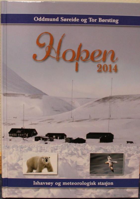 Hopenboka 2014