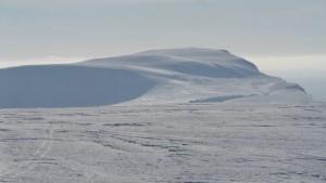Iversenfjellet sett fra Heniesalen. Foto: Bjørn Ove Finseth