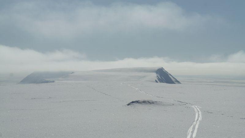 Kollerfjellets punkt of Werenskioldfjellet