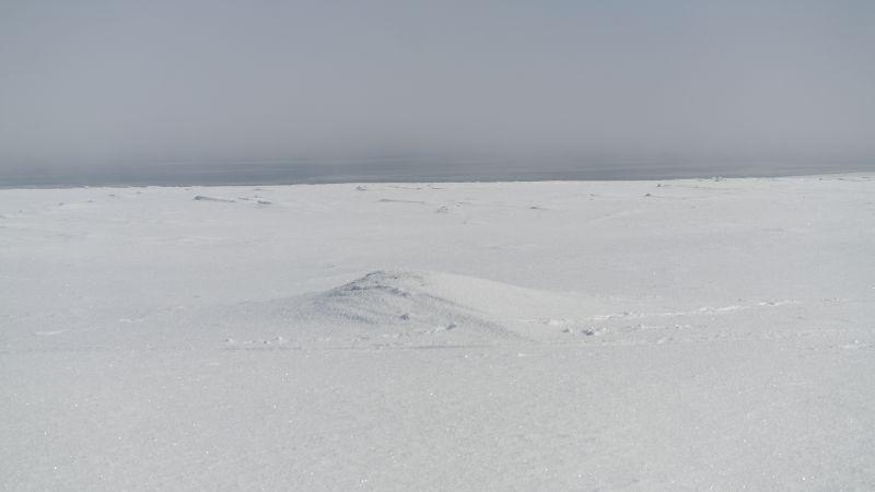 Toppunktet på Kollerfjellet.