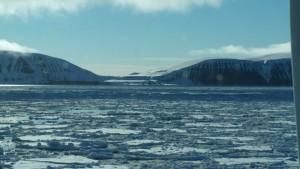 Husdalen og stasjonen langt i det fjerne. Foto: Bjørn Ove
