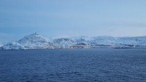 Rypefjord ved Hammerfest