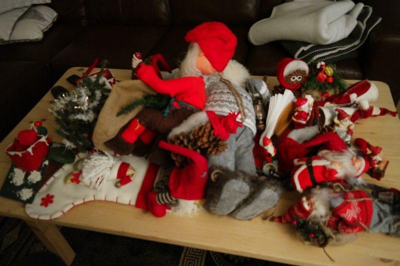 Julenissefangst