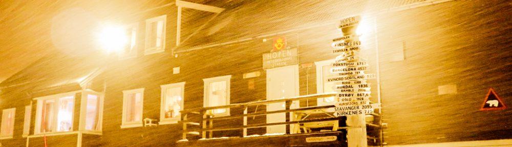 Hopen meteorologiske stasjon